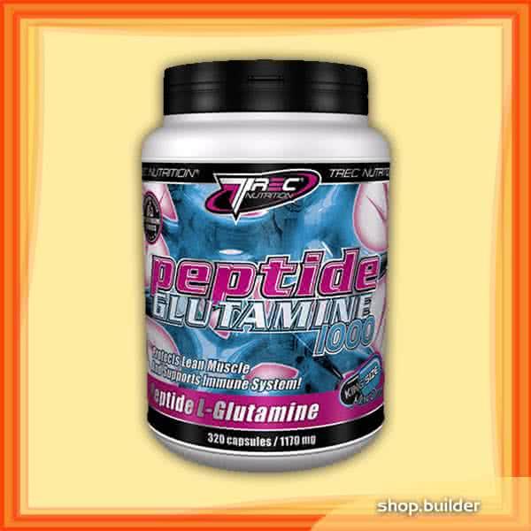 Trec Nutrition Peptide Glutamine 1000 160 kap.