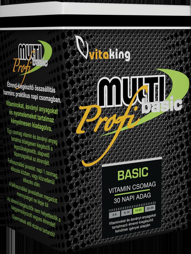 VitaKing Multi Basic Profi 30 bal.