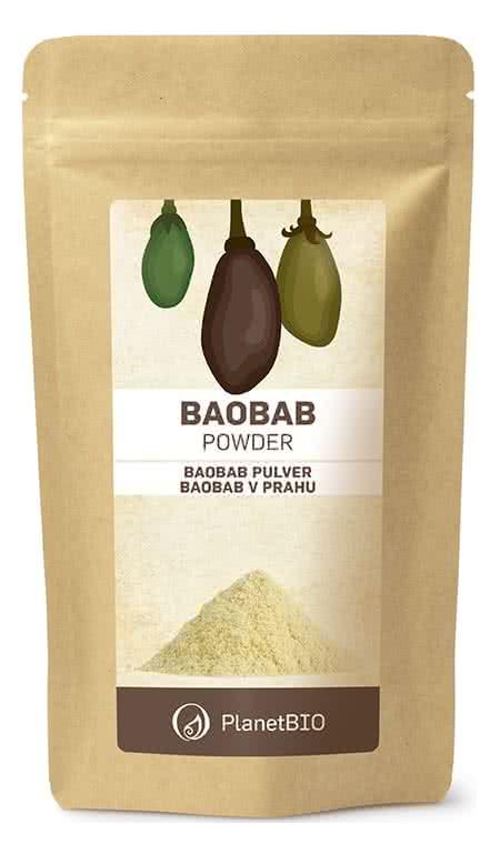 PlanetBio Baobab powder 150 gr.