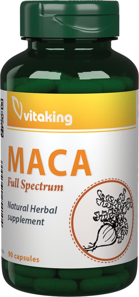 VitaKing Maca Full Spectrum 90 kap.