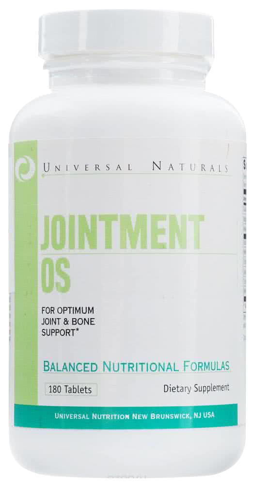 Universal Nutrition Jointment OS 180 tab.