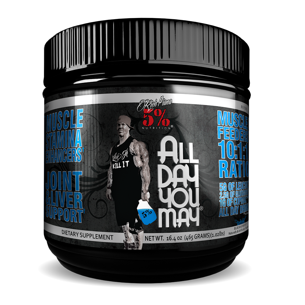 5% Nutrition All Day You May EU 465 gr.
