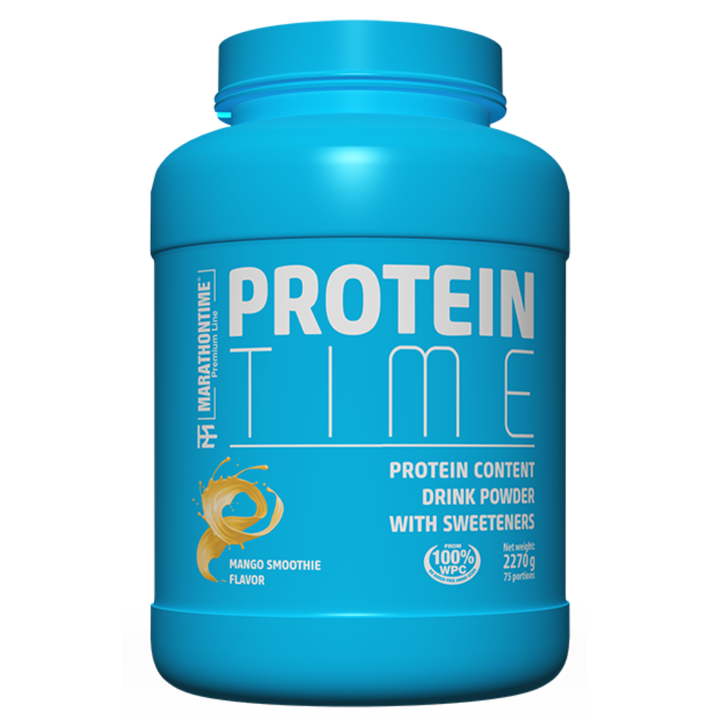 Marathontime Premium Line Protein Time 2,27 kg