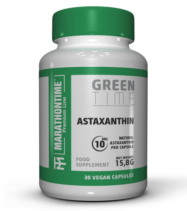 Marathontime Premium Line Astaxanthin 30 kap.