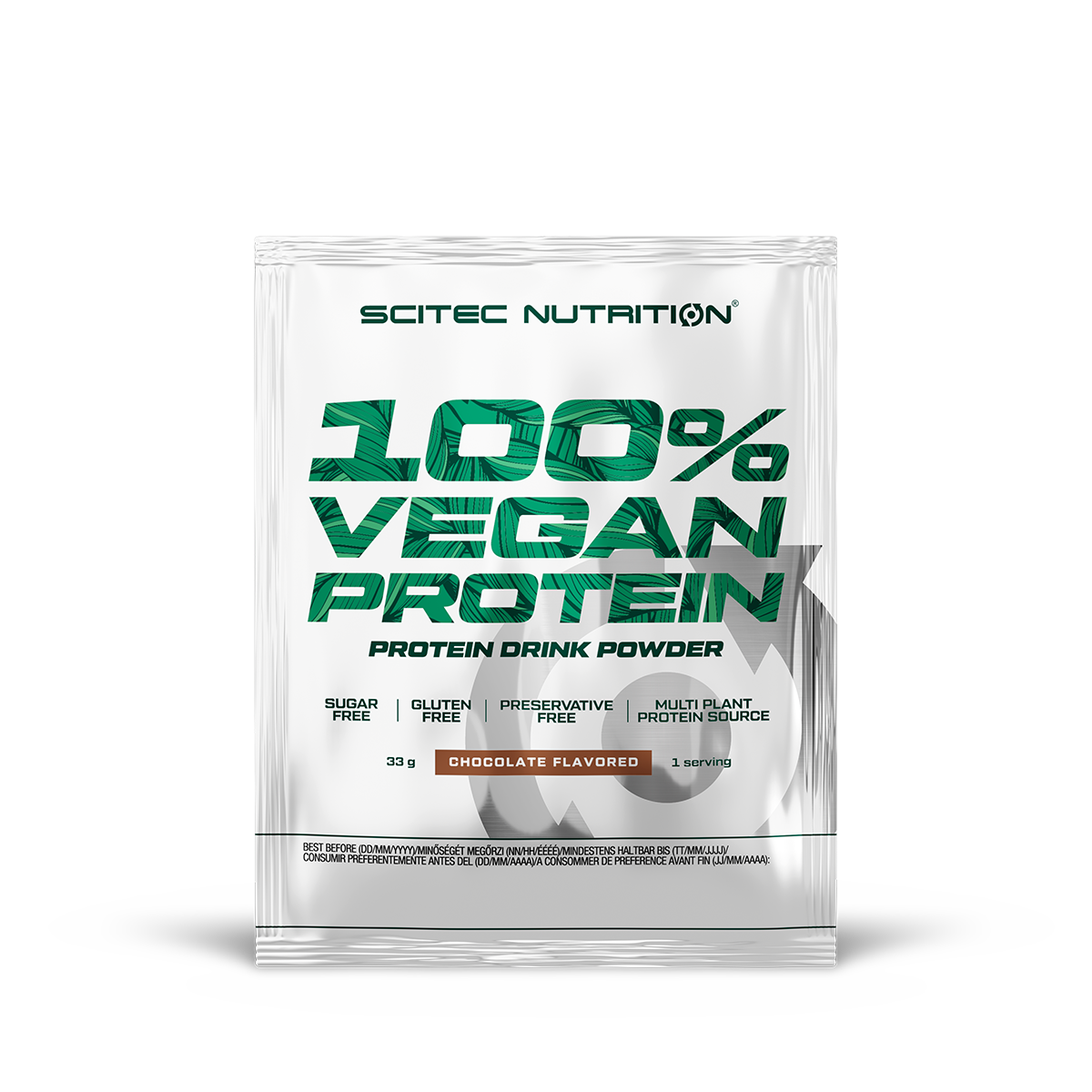 Scitec Nutrition 100% Vegan Protein 33 gr.