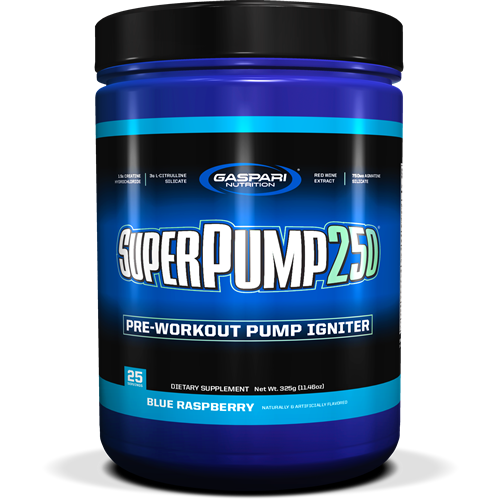 Gaspari Nutrition SuperPump 250 (no DMAA) 325 gr.