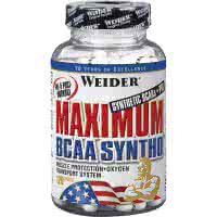 Weider Nutrition Maximum BCAA Syntho (240 kap.)