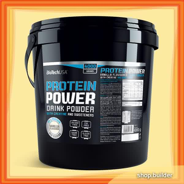 BioTech USA Protein Power 4 kg