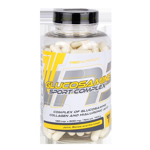 Trec Nutrition Glucosamine Sport Complex 180 tab.