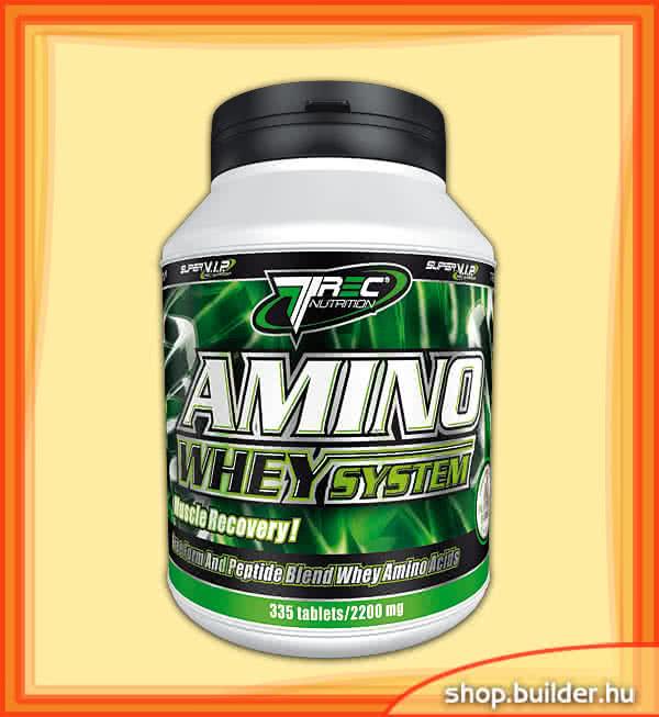 Trec Nutrition Amino Whey System 250 tab.