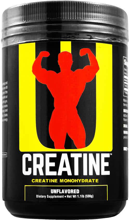 Universal Nutrition Creatine 500 gr.