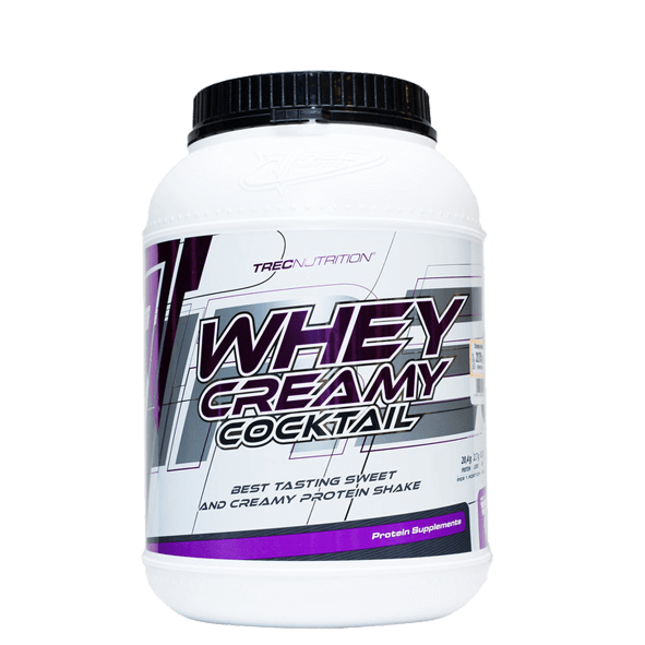 Trec Nutrition Whey Creamy Cocktail 2,275 kg