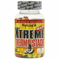 Weider Nutrition Xtreme Thermo Stack (80 kap.)