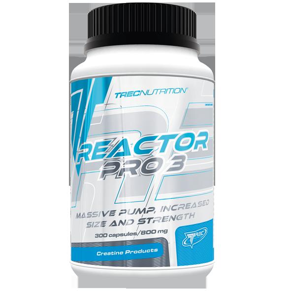 Trec Nutrition Reactor Pro 3 300 kap.