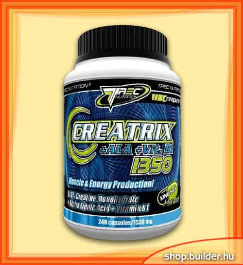 Trec Nutrition Creatrix+ALA+B1 Capsules 240 kap.