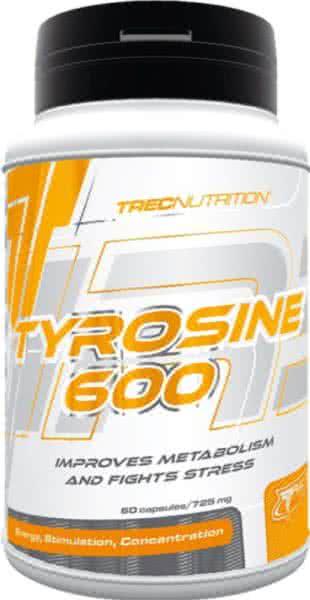 Trec Nutrition Tyrosine 600 60 kap.