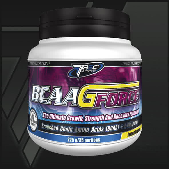 Trec Nutrition BCAA G-Force 450 gr.