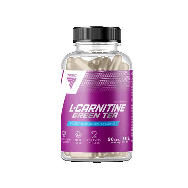 Trec Nutrition L-Carnitine + Green Tea 90 g.c.