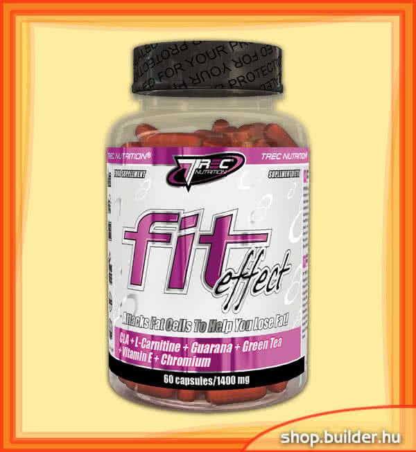 Trec Nutrition Fit Effect 60 kap.