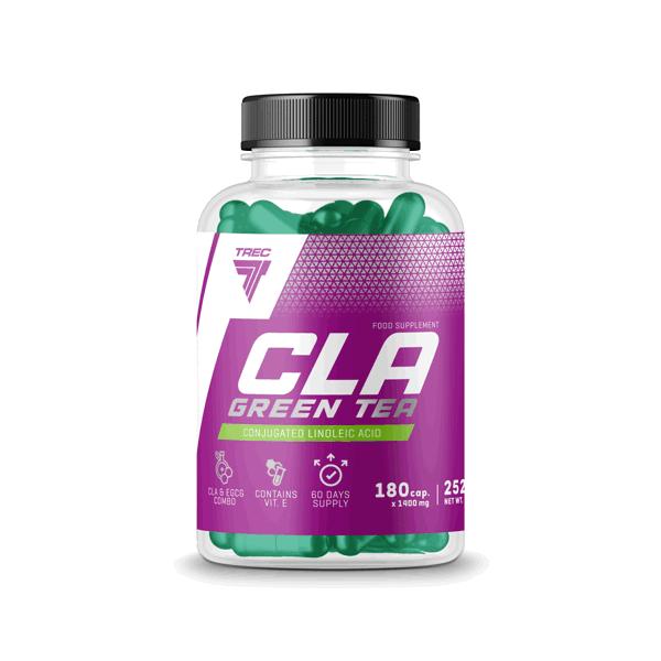 Trec Nutrition CLA + Green Tea 180 g.c.